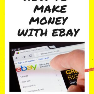 how to make money with ebay